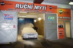 Ruční mytí aut Karlovy Vary